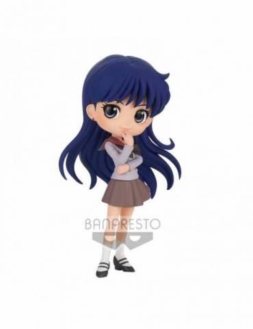 Figura Qposket Pretty Guardian Sailor Moon Eternal: Rei Hino Ver. B 14 cm