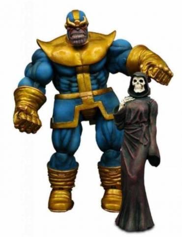 Figura Marvel Select: Thanos 25 cm