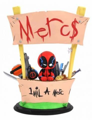 Figura Marvel Animated Style: Deadpool Merc For Hire 20 cm