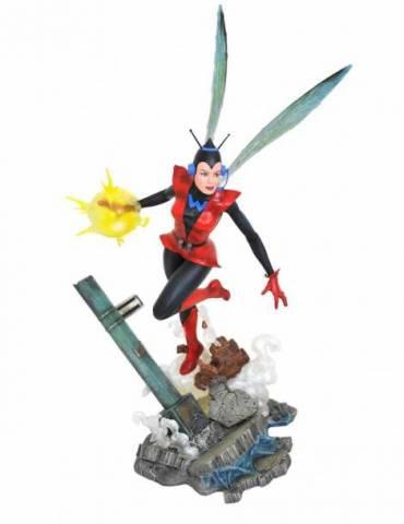 Figura Diorama Marvel Comic Gallery: Wasp 33 cm