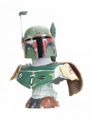 Figura Star Wars Legends In 3D: Boba Fett Ep. V 25 cm