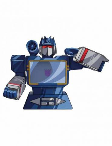 Tarjetero Busto Soundwave Transformers Generation One Previews Exclusive