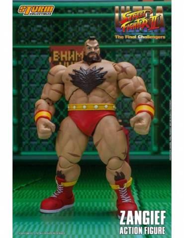 Figura Ultra Street Fighter II: The Final Challengers - Zangief 19 cm