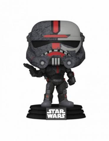 Figura POP Star Wars: The Bad Batch TV - Hunter 9 cm
