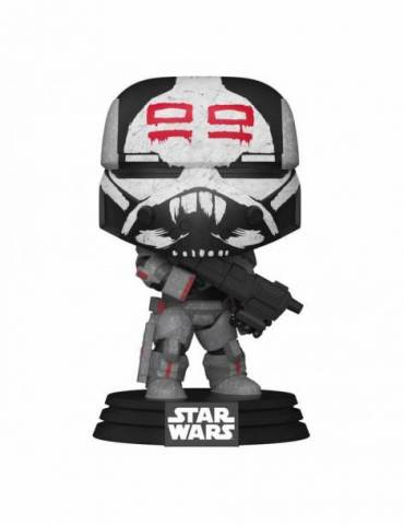Figura POP Star Wars: The Bad Batch TV - Wrecker 9 cm