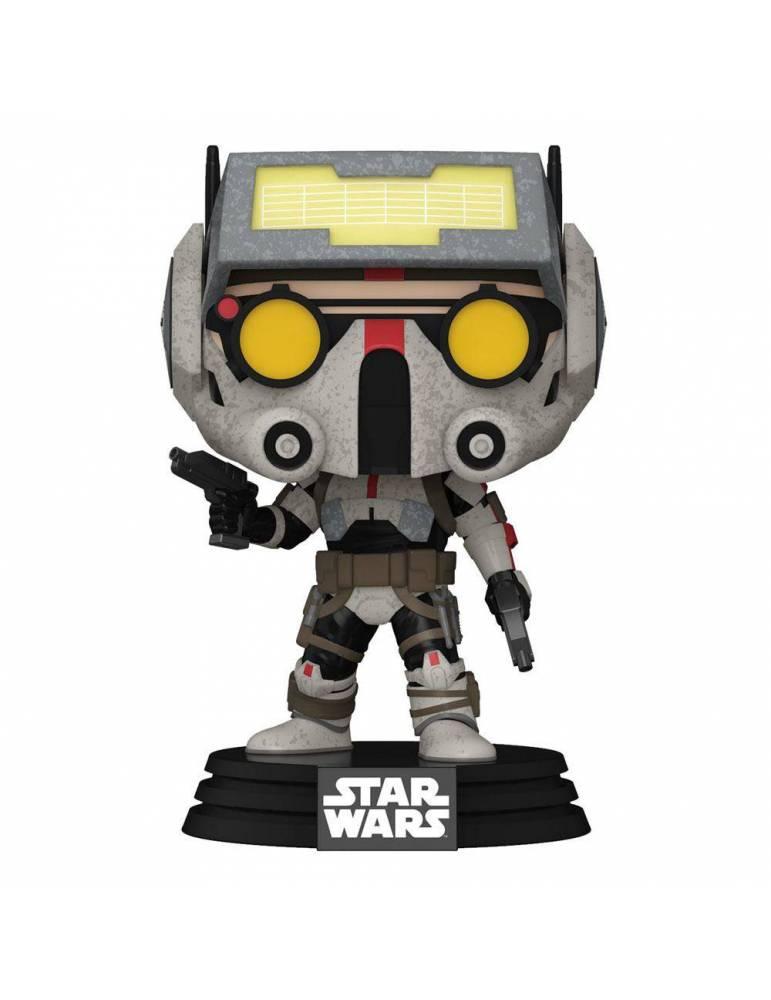 Figura POP Star Wars: The Bad Batch TV - Tech 9 cm