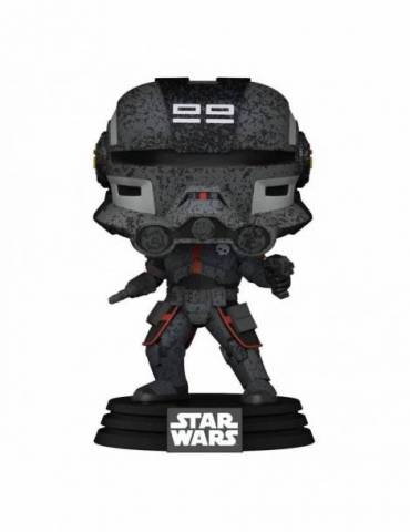 Figura POP Star Wars: The Bad Batch TV - Echo 9 cm