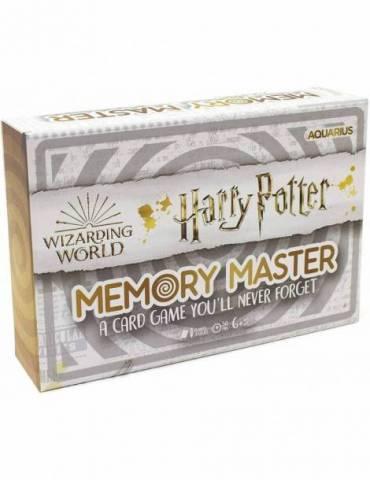 Juego de Cartas Memory Master: Harry Potter