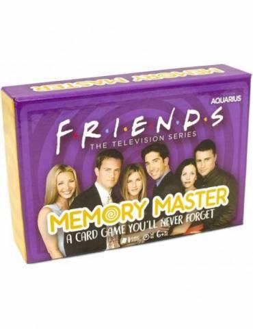 Juego de Cartas Memory Master: Friends