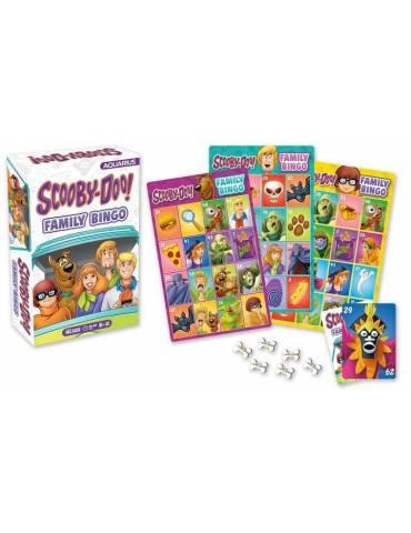 Juego de Mesa Family Bingo: Scooby-Doo
