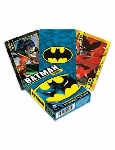Baraja DC Comics: Batman Heroes