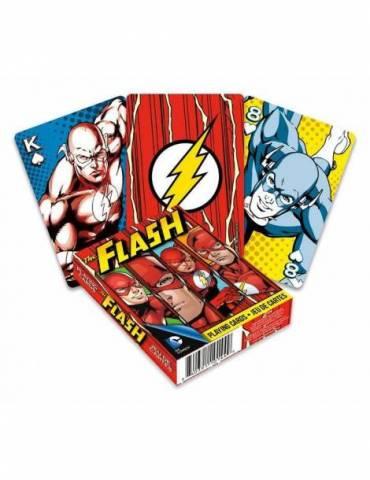 Baraja DC Comics: Flash