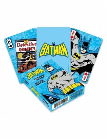 Baraja DC Comics: Retro Batman