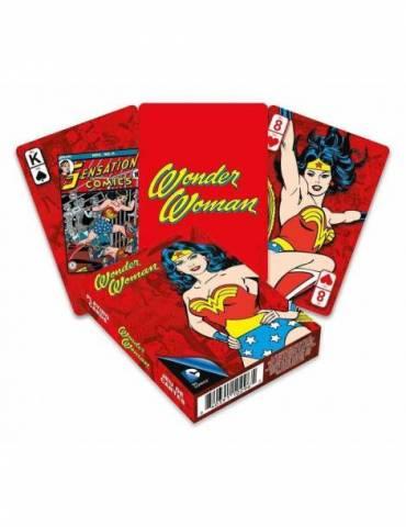 Baraja DC Comics: Retro Wonder Woman