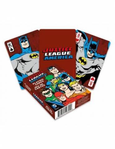 Baraja DC Comics: Retro Justice League