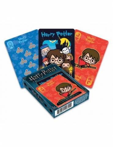 Baraja Harry Potter: Chibi