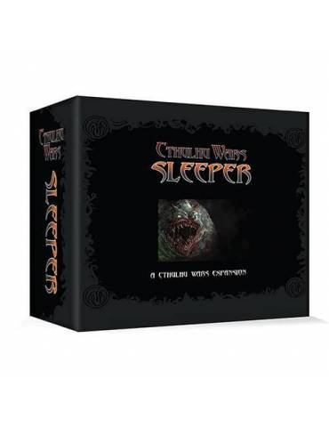 Cthulhu Wars: The Sleeper Expansion
