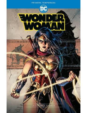 Wonder Woman: Primera temporada – La cacería salvaje
