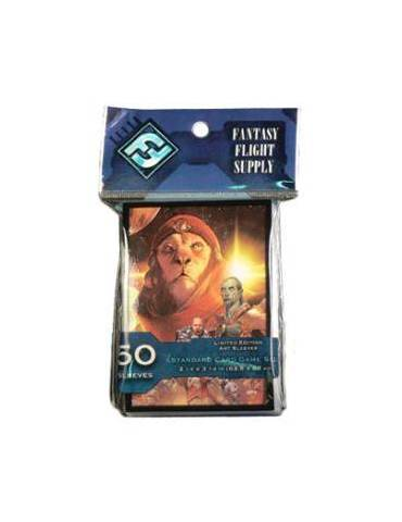 Fundas Ilustradas Fantasy Flight: Hacan Lord (50)
