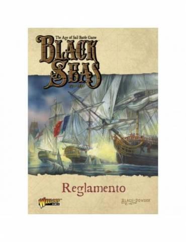 Black Seas: Reglamento (Castellano)