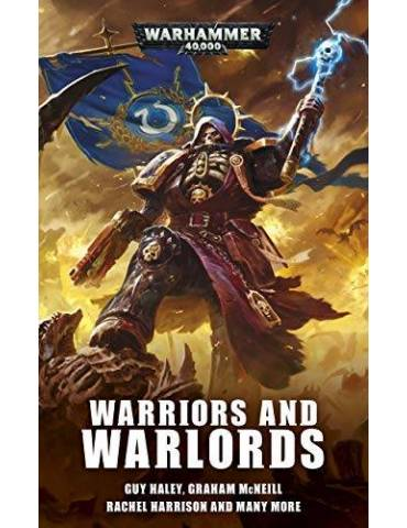 Warriors and Warlords (Paperback) (Inglés)