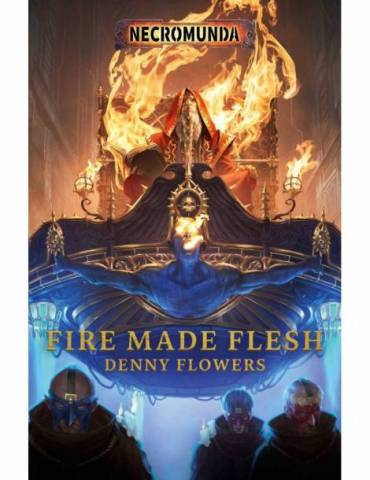 Fire Made Flesh (Paperback) (Inglés)