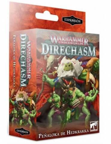 Warhammer Underworlds: Direchasm - Hedkrakka's Madmob (Inglés)
