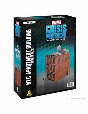 Crisis Protocol NYC Apartment Building Terrain EN