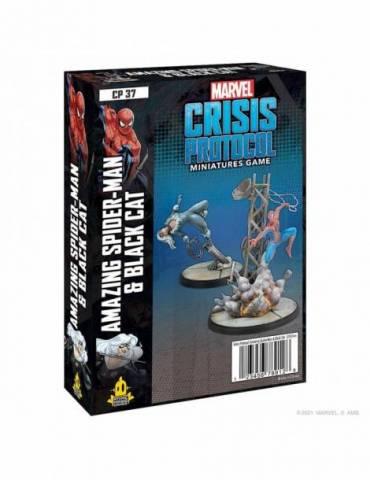 Crisis Protocol Amazing Spider-Man & Black Cat EN