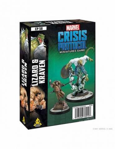 Crisis Protocol Lizard & Kraven EN