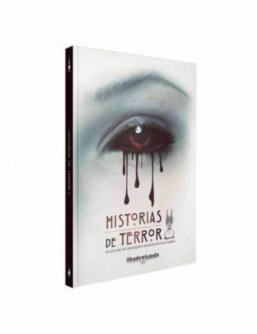 Historias de terror Tomo I