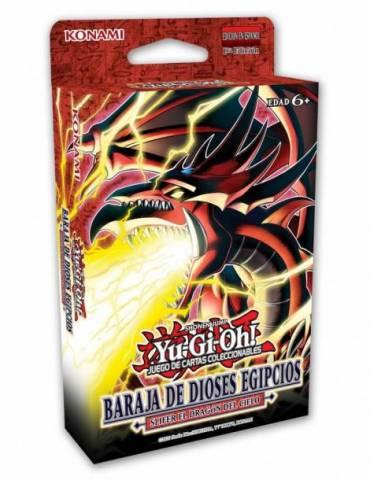 Yu-Gi-Oh! Baraja de Dioses Egipcios: Slifer el Dragón del Cielo