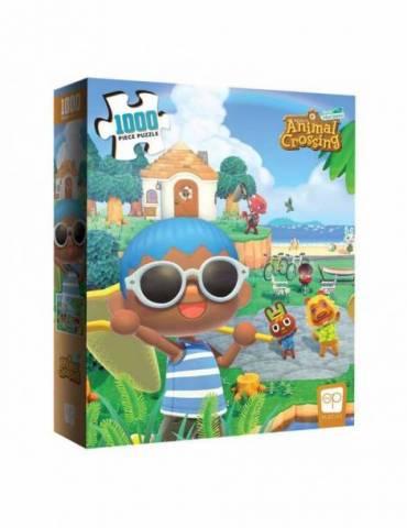 Puzle Animal Crossing New Horizons Summer Fun (1000 piezas)