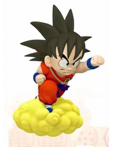 Hucha Dragon Ball: Son Goku en Nube Kinton (2Nd Ed.) 22 cm