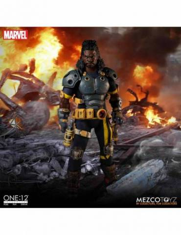 Figura The One: 12 Collective Marvel X-Men - Bishop 16