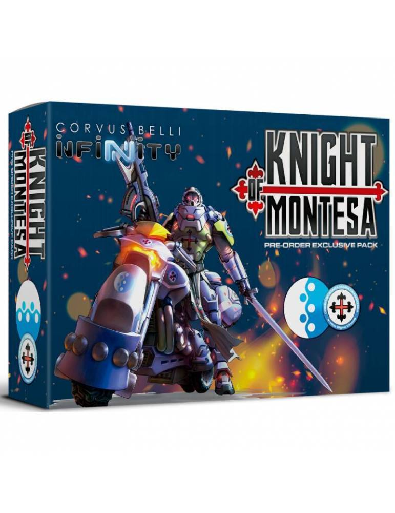 Infinity: Knight of Montesa - Exclusive Pack