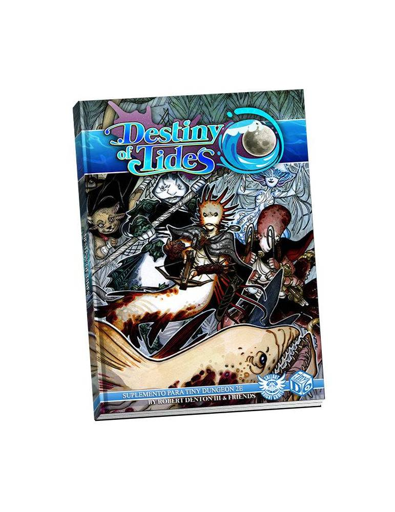 Tiny Dungeon: Destiny of Tides + Pantalla