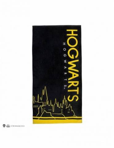 Toalla de Playa Harry Potter: Hogwarts 140 X 70 cm