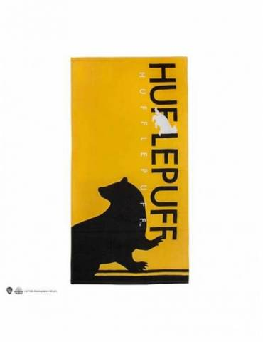Toalla de Playa Harry Potter: Hufflepuff 140 X 70 cm