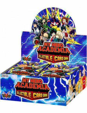 My Hero Academia: The Card Game Booster Pack (24)