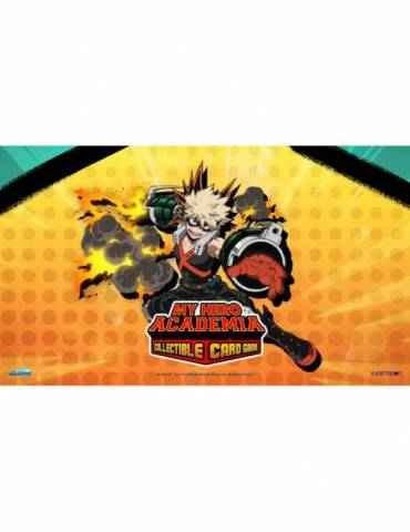 My Hero Academia: Katsuki