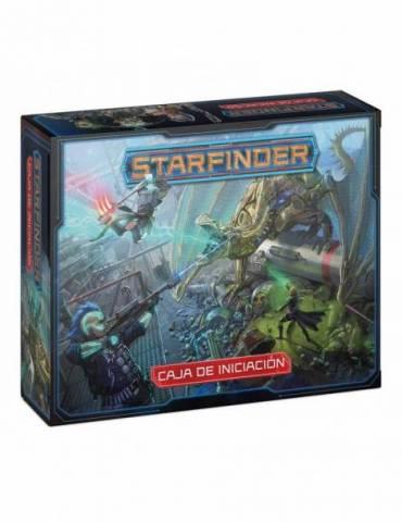 Starfinder: Caja de Iniciación (Castellano)
