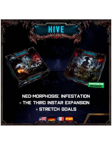 Neo-Morphosis: Infestation...