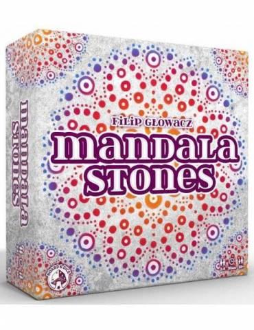 Mandala Stones (Inglés)