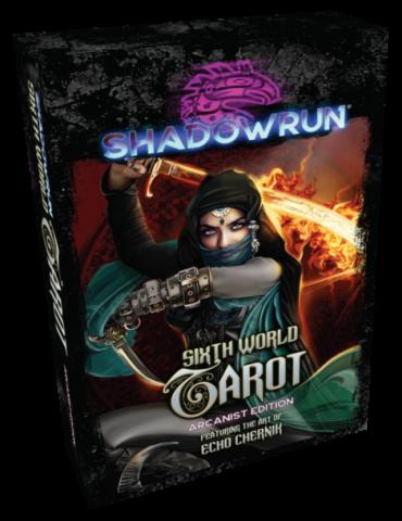 Shadowrun: Sixth World Tarot (Arcanist Ed)