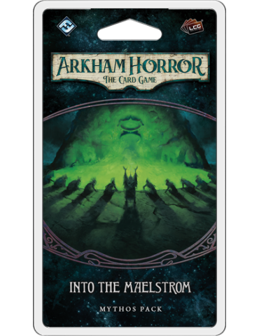 Arkham Horror: The Card Game - Into the Maelstrom