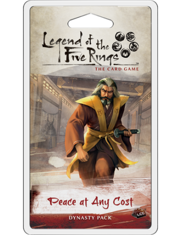 Legend of the Five Rings: The Card Game - Peace at Any Cost