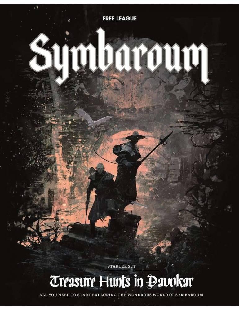 Symbaroum Starter Set - Treasure Hunts in Davokar