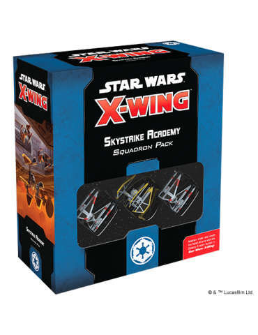 Star Wars: X-Wing (Second Edition) - Skystrike Academy Squadron Pack