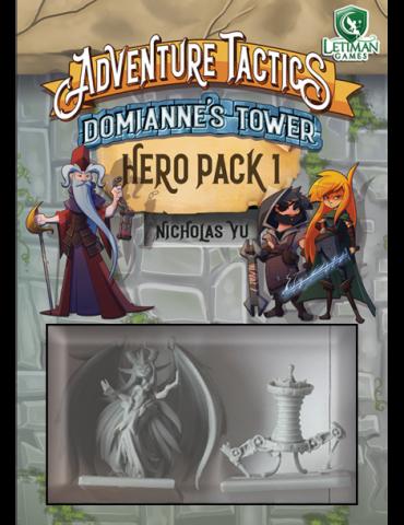Adventure Tactics: Domianne's Tower - Hero Pack 1